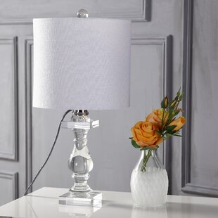 Clarkston Crystal 21 Table Lamp