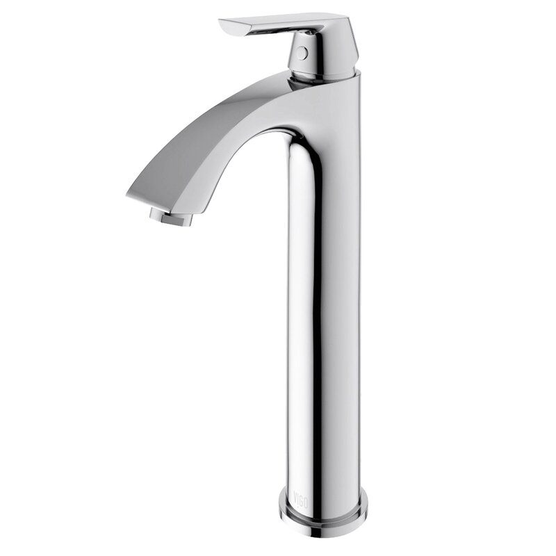VIGO Linus Vessel Bathroom Faucet & Reviews | Wayfair