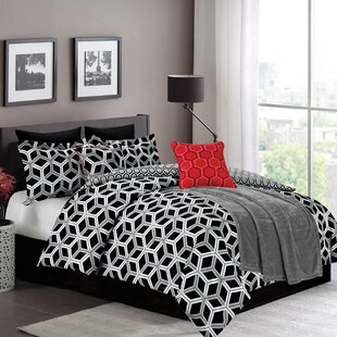 James 8 Piece Comforter Set