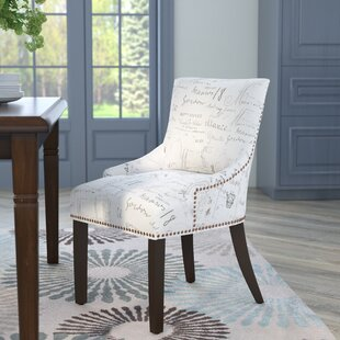 York Upholstered Dining Chair (Set of 2) by Darby Home Co