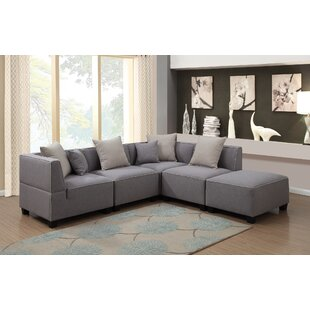 Holly Reversible Modular Sectional
