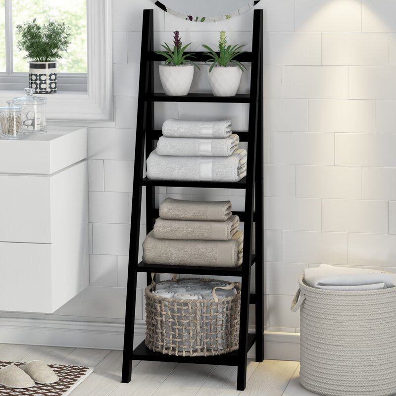 Aralia 44 X 134cm Bathroom Shelf
