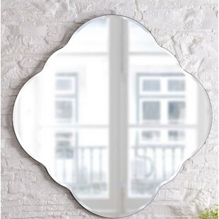 Find for Javier Accent Mirror By House of Hampton