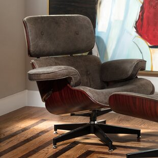 Clint Genuine Leather Executive Chair