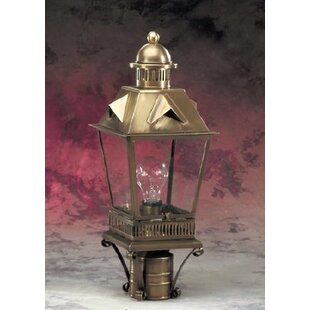 Compare 900 Series1-Light Lantern Head By Brass Traditions