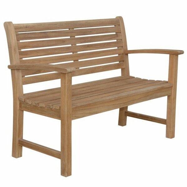 2 Seater Wooden Garden Benches Wayfair