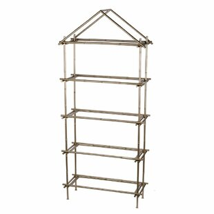 Champi Magnificently Crafted Etagere Bookcase