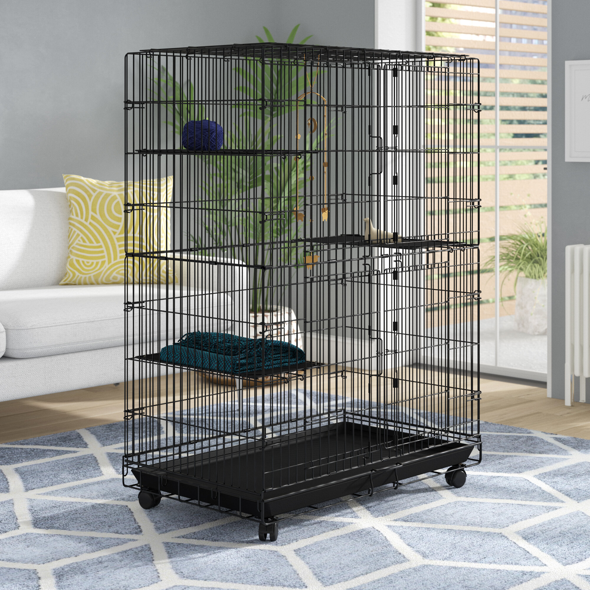 Devon Cat Cage & Playpen