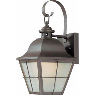 Best Reviews 1-Light Outdoor Wall Lantern By Volume Lighting