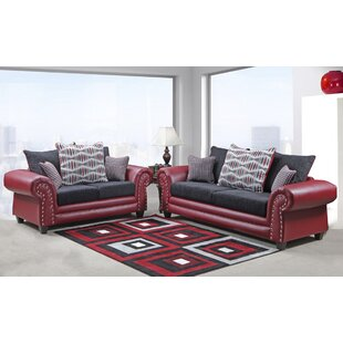 Compare & Buy Fresquez 2 Piece Living Room Set by Charlton Home Reviews (2019) & Buyer's Guide