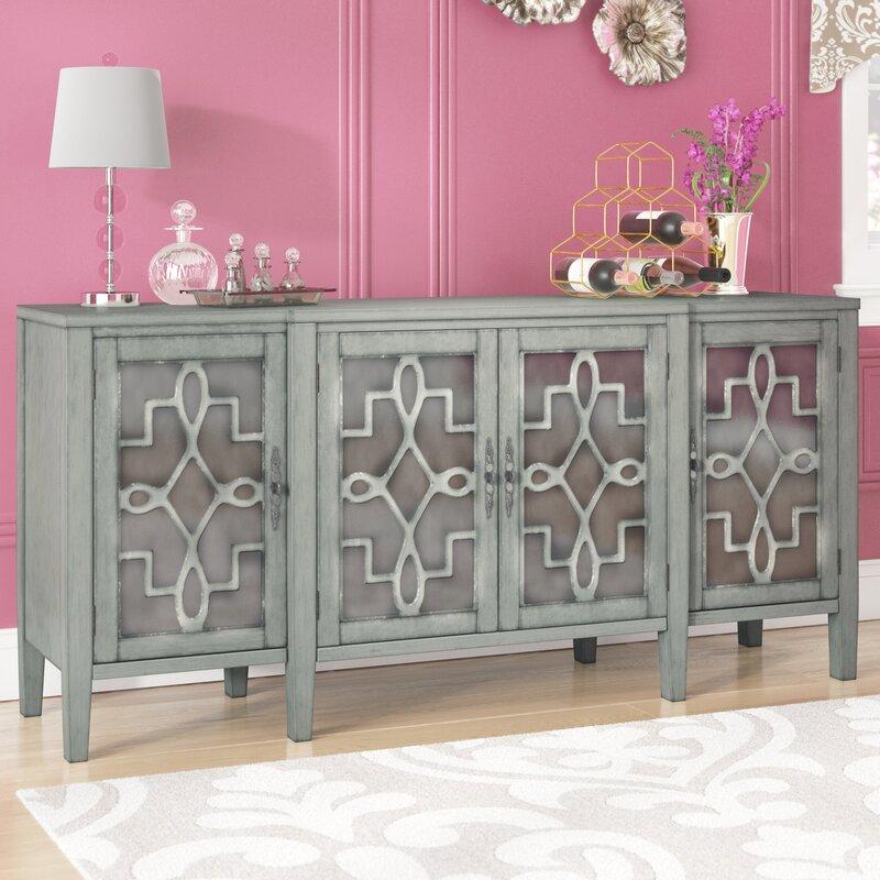 Chantel 4 Door Cabinet