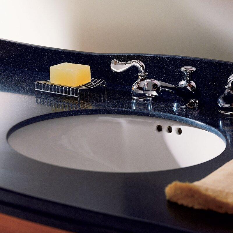 American Standard Ovalyn Ceramic Oval Undermount Bathroom ...