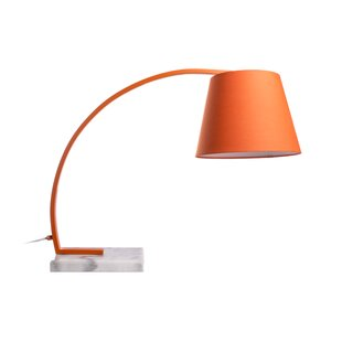Compare prices Blitar 24 Arched Table Lamp By Wade Logan