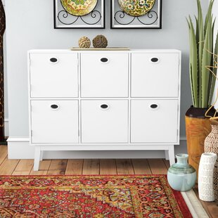 Best Reviews Verona 6 Door Accent Chest By Bungalow Rose