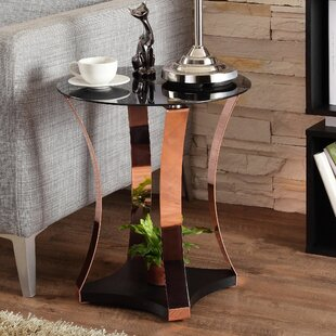 Hodimont Contemporary End Table by Mercer41