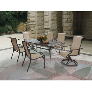 Acuff Patio Dining Chair (Set of 4)