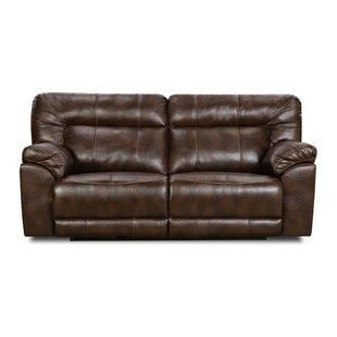 Simmons Upholstery Colwyn Motion Reclining Sofa Darby Home Co