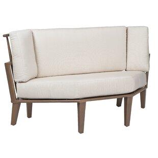 Van Dyke Wedge Sectional Unit Patio Chair
