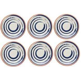 Lulworth Melamine Dinner Plate (Set of 6)  sc 1 st  Wayfair & Melamine Picnic Plates | Wayfair.co.uk