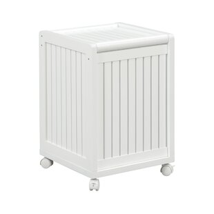 Mobile Cabinet Laundry Hamper