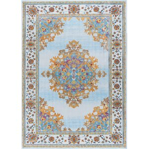 Dominick Modern Cream Area Rug