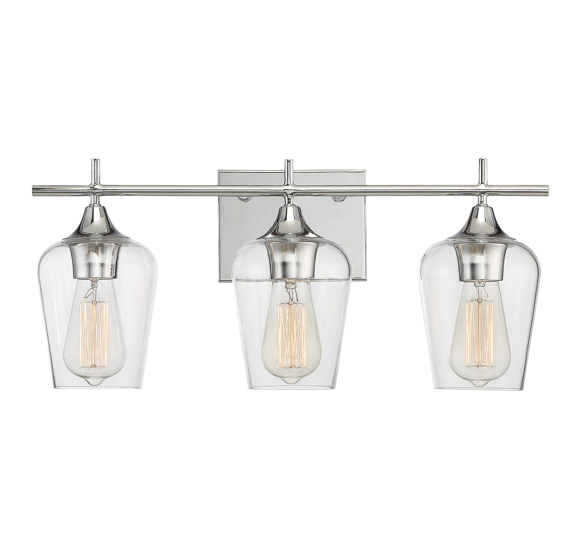 Murcia 3 Light Dimmable Vanity