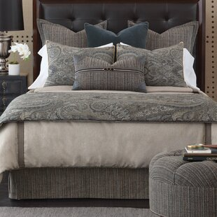 Reign Wicklow Heather Single Reversible Duvet Cover