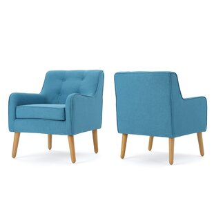 Sonette Armchair (Set of 2) by Langley Street