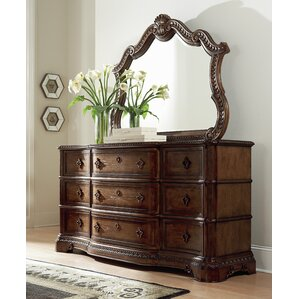 Crendon 9 Drawer Dresser by Astoria Grand