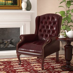 Barrymore Queen Ann Lounge Chair & Queen Anne Style Arm Chairs | Wayfair