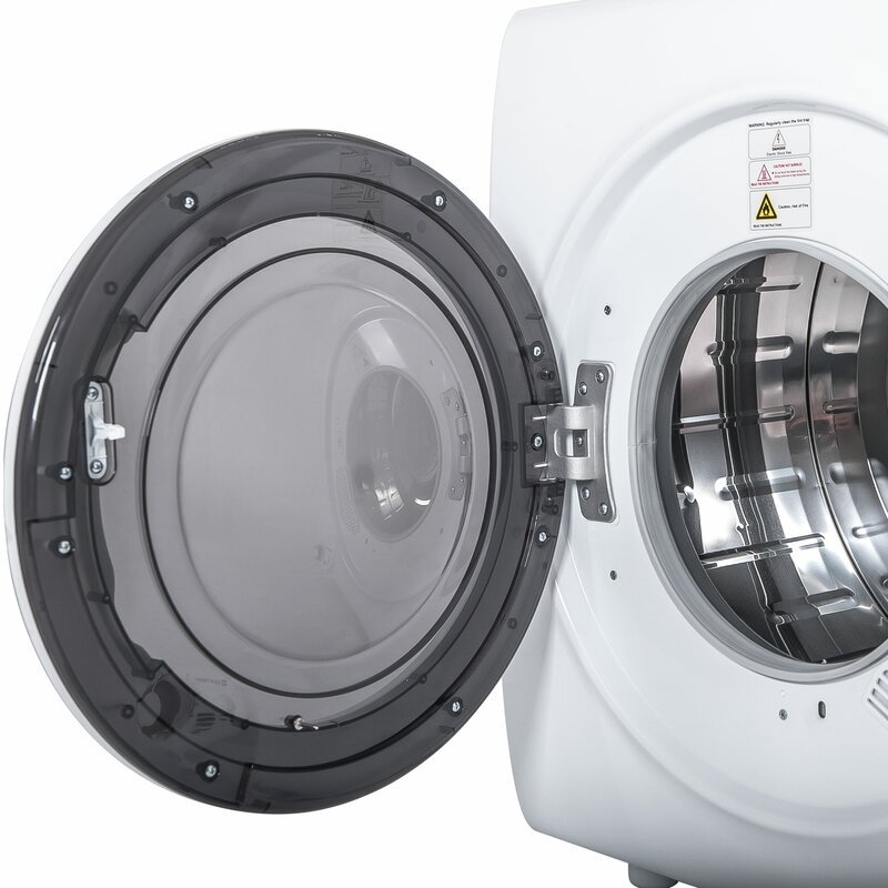 Liveditor 2 65 Cu Ft Electric Dryer Wayfair
