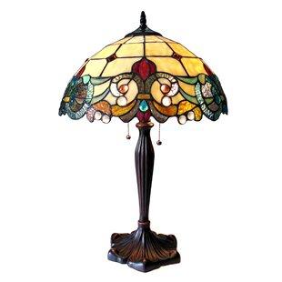 Best Hazelden 16 Victorian Table Lamp By Astoria Grand