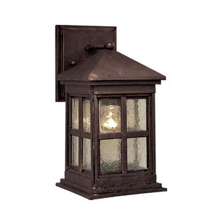 Find a Berkeley 1-Light Outdoor Wall Lantern By Great Outdoors by Minka