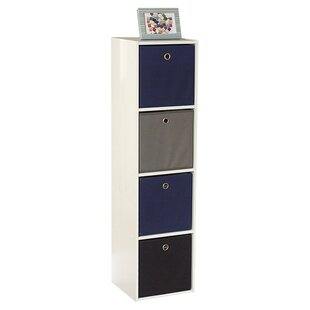 Comparison Storage Case Cube Unit Bookcase by TMS