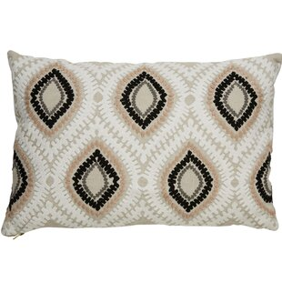 Cosmic By Nikki Chu Tribal Pattern Linen Throw Pillow
