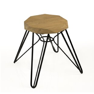 Delagarza Accent Stool by Union Rustic