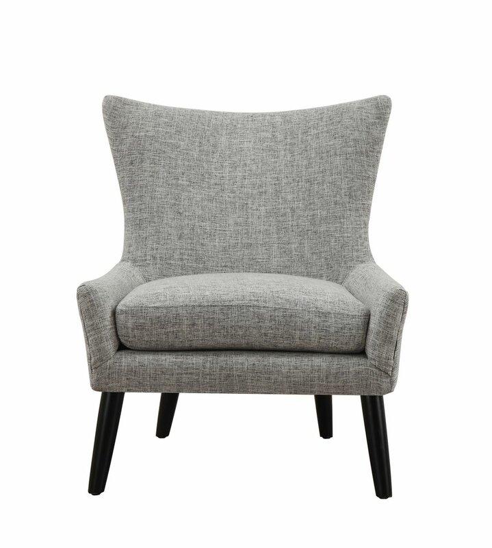 Lovely Sullivan Wingback Chair