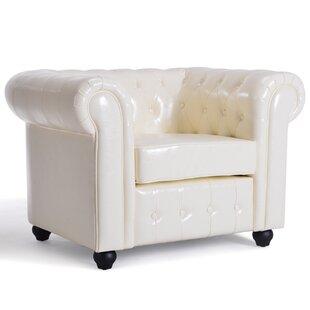 Alia Accent Classic Scroll Tufted Club Chair by Rosdorf Park