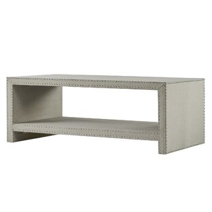 Saenz Coffee Table by House of Hampton