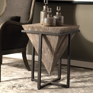 Reviews Deveraux Wood End Table By Williston Forge