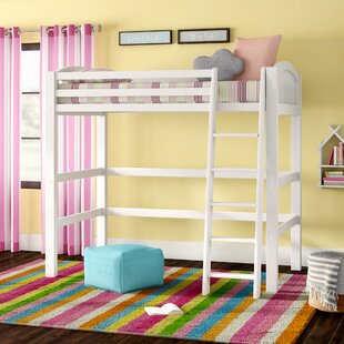 Best Price Isabelle Twin Loft Bed by Viv + Rae Reviews (2019) & Buyer's Guide