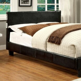 Saco Upholstered Platform Bed