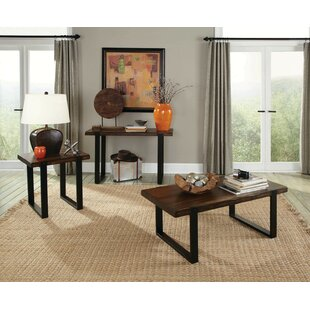 Bluffview 3 Piece Coffee Table Set