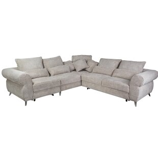 Selvage Sleeper Sectional