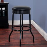 28.5 Swivel Bar Stool by Trademark Global
