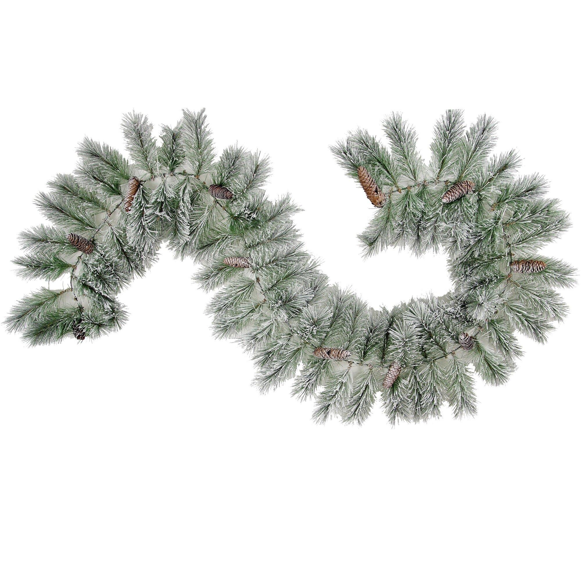 Christmas Pine Garland.108 Christmas Pine Garland