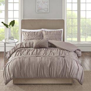 Isaacs 4 Piece Comforter Set