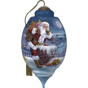 Santa Christmas Ornaments You Ll Love In 2019 Wayfair