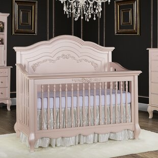Aurora 5-in-1 Convertible Crib by Evolur