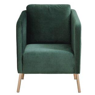 Olive Green Velvet Chair | Wayfair